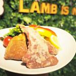 熟成仔羊焼肉 LAMB ONE -