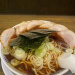 丸 中華そば - 料理写真:肉中華そぼ