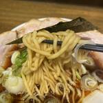 126481107 - 中太縮れ麺