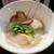 麺屋 號tetu - 料理写真:濃厚鶏SOBA塩です☆ 2020-0226訪問