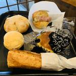 あこうぱん - 購入パン