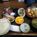 魚がし食堂 -
