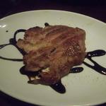 12649217 - 「イベリコ豚の肩ロースグリル」
