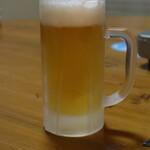 あさくら - ドリンク写真:生ビール