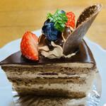 お菓子工房 菓樹 - うん♥可愛い♥♥ ベリーショコラ