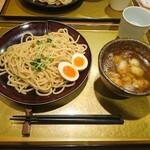 126495560 - 味玉濃厚つけ麺