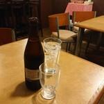 ステーキサロン・カウボーイズ - 2020年1月 ビール 450円