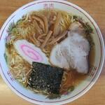 福みつ - 2020年1月 ラーメン 600円