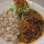 パチャカリ - むんぐ豆のカレー