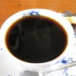 陽だまりのテラス - コーヒー