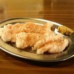 ホルモン青木 - 特Aしま腸 なかなかお目にかかれない超人気メニュー!!是非食べて行って下さい。