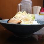 ちょもらん麺 - 2020年1月 味噌ちょもらん麺 890円