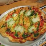 ガスト - マルゲリータピザ659円→クーポンで604円
