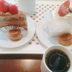 ストロベリーショートケーキ -
