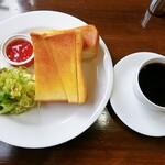 ヤッセコーヒー - モーニングサービス