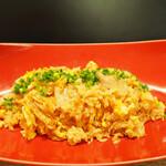 日若屋 - キムチ炒飯