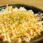 日若屋 - 山芋ステーキ