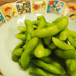日若屋 - 枝豆