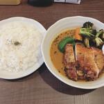 スープカレー専門店エスパーイトウ -