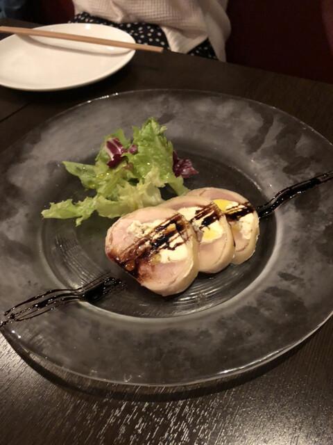 JAPALIANTEの料理の写真