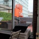 Mojito Terrace Lounge AHINAMA - テラス席