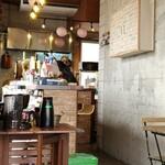 Mojito Terrace Lounge AHINAMA - 店内