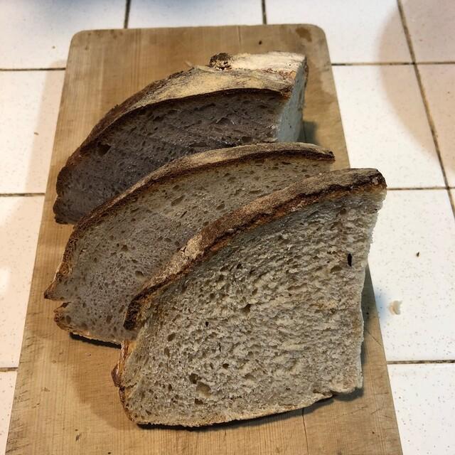 バーニャ の パン