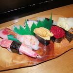 忠寿司 - 1人前