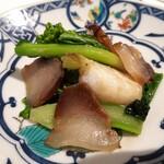 Chuugokusaiesusawada - 自家製干し豚肉の季節野菜炒め