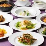 中国料理 桃煌 - 華コース  ¥5,000