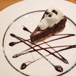 グリルレストラン&スイーツカフェ スコール - ガトーショコラ