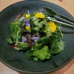 DRAWING HOUSE OF HIBIYA - 有機野菜のリーフサラダ