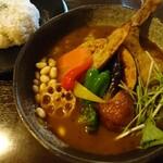 126517192 - チキンと野菜(1320円)