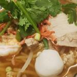 タイ屋台料理 ティーヌン - 料理写真: