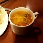 地下のスペインバル ALBA - スープ飲み放題