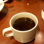 地下のスペインバル ALBA - コーヒー