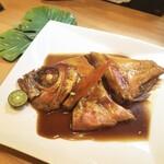 アイコノキッチン - 料理写真:金目鯛の煮付け