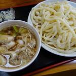 田舎打ち 麺蔵 - 肉汁(大500g)800円
