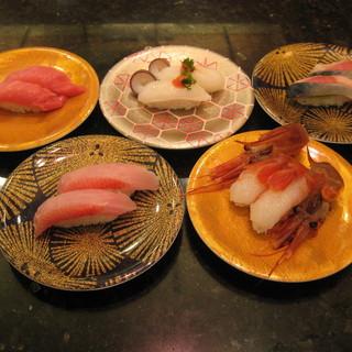 新鮮なお寿司をありえない低価格でご奉仕!!
