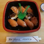 あそこ寿司 - 料理写真: