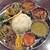 ナングロガル - 料理写真:タカリスペシャルカーナセット(豪華版ダルバート)