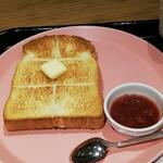 ALFRED TEA ROOM - いちびこジャムトースト