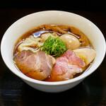 らぁ麺 すぎ本 - ☆【らぁ麺 すぎ本】さん…1番人気特製醤油らぁ麺(≧▽≦)/~♡☆