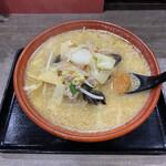 ラーメン渓流 - 料理写真:味噌ラーメン 970円