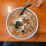 こぶし - 料理写真:四川風白胡麻坦々麺