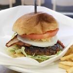 俺のBakery&Cafe - 究極のハンバーガー
