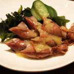 船場女将小路 - 【和食処 海】新鮮な魚介を造りや煮たり焼いたりと様々に