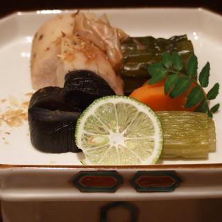 【はるひ】旬の素材を使った季節毎の和洋食