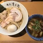 麺匠 清兵衛 - ・特選 鶏塩つけめん 1,100円(税込)