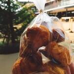 キクチヤベーカリー - 料理写真:オススメ。ミニクロワッサン。